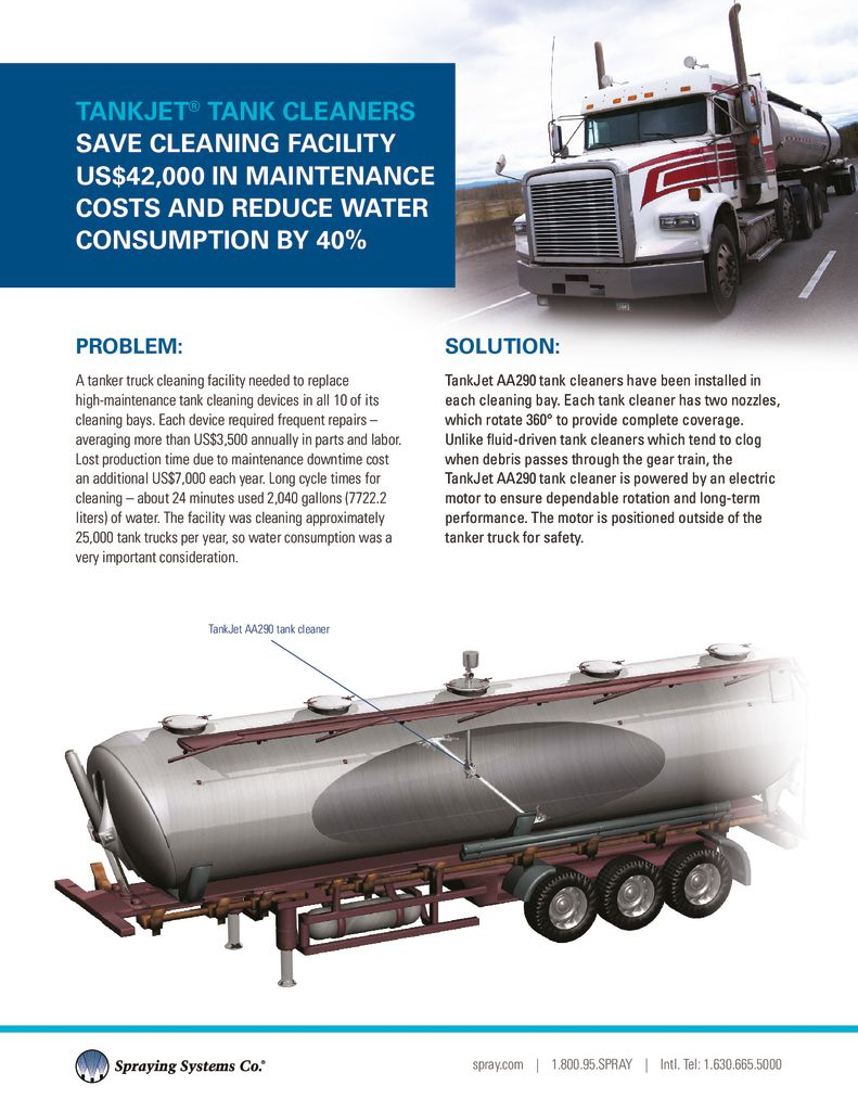 thumbnail of CS288_Truck_Wash_Reduces_Water_Use_by_40-percent_with_TankJet_Equipment